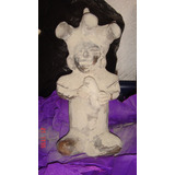 Antigua Estatuilla De Cultura Mexicana