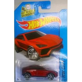 Lamborghini Urus Hot Wheels City 2014 23/250 1:64