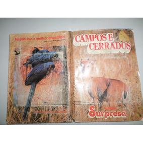 Álbum Completo Do Chocolate Surpresa Campos E Cerrados