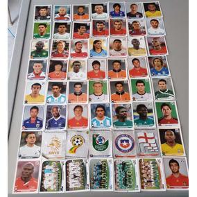 Pack Figurinhas Copa Do Mundo 2010 África Do Sul