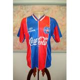 Camisa Futebol Bahia Salvador Ba Amddma Jogo Antiga 107