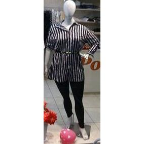 Camisa Feminina -linda Veste Até Gg - Tam Unico Show..