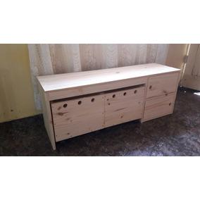 Mueble Organizador Infantil Bajo L