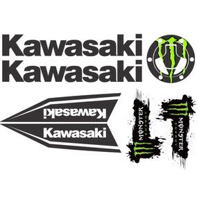 Adesivos Kawasaki Ninja 300
