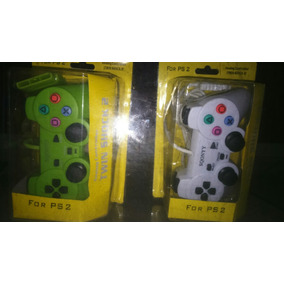 Dois Controle De Playstation Mas Brinde.
