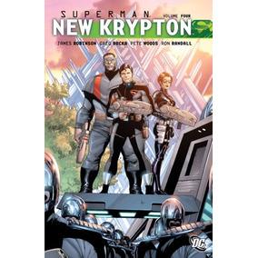 Dc Superman - New Krypton - Hc - Volume 4