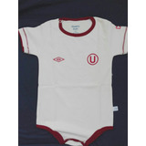 Body Enterizo Bebe Camiseta Disfraz Universitario ( La U)