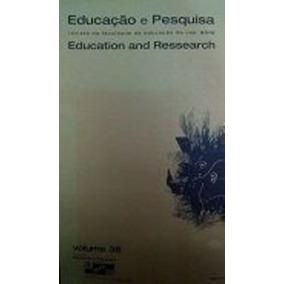 Educação E Pesquisa Revista Da Faculdade De Educação Da U...