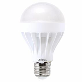 Foco Tipo Bulbo Eco Power Led 12w Blanco E27 260° Ilumi 4354