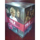 Coleção True Blood As 7 Temporadas 33 Dvds Original Lacrado