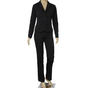 Conjunto Social Feminino Calça Blazer Kit C/3 Frete Grátis