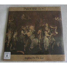 Paradise Lost Symphony For The Lost 2 Lp + Dvd One Gothic