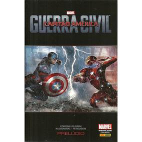 Capitao America Guerra Civil Preludio - Bonellihq Cx30 D19