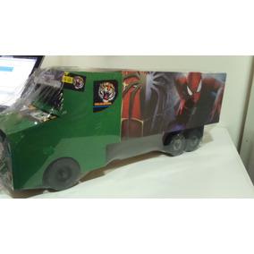 Caminhão Truck De Madeira Medidas 47cm X 16 Cm X 11.5