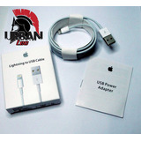 Cable Lightning Apple 3 Metros Iphone 5, 5s 6 Certificado