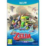 The Legend Of Zelda The Wind Wake Hd Digital + Pack De Juego