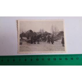 Foto Original Soldados 2ª Guerra Mundial Frente Leste
