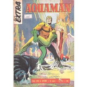 Aquaman - Edição Extra De Superman - Junho 1975 - Ebal