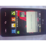 Celular Lg -t375 Cor Rosa E Preto Pega Wi-fi Dual Sim