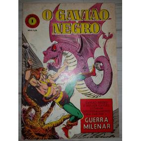 Gibi O Gavião Negro N° 1 Aí Mocinho Editora Brasil América