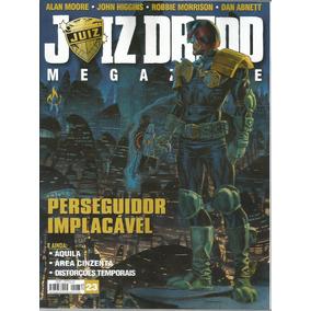 Juiz Dredd 23 - Mythos - Bonellihq Cx18 C19