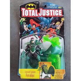 Boneco Parallax Lanterna Verde Hal Jordan - Kenner 1997