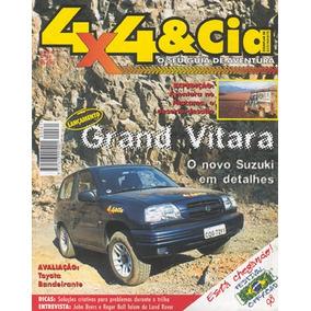 4x4&cia.061- Niva Bandei Suzuki Vitara Dakota Jeep Willys