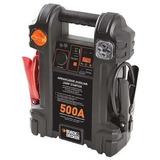Auxiliar De Partida Black E Decker- 500a Js500s Bivolt 12v