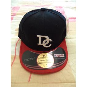 Gorra Negro Con Rojo De Beisbol New Power 7 Etiquetada 7145e0992f8