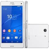 Smartphone Sony Xperia Z3 Compact D5833 16gb Vitrine