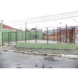 Locação Terreno Comercial Rua Dos Trilhos 255 - Móoca