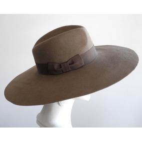 Sombrero Fedora Negro Ala Ancha Hombre - Ropa y Accesorios en ... 7578b278c6b