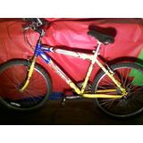 Bicicleta Winner Alpina,r26, Cuadro De Aluminio 18 Cambios