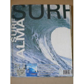 Revista Alma Surf Coletânea Especial 9 - Edições 24 E 26