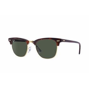 Ray Ban Clubmaster Rb3016 Classic Rayban, Lentes De Cristal - Óculos ... 07847c95ec