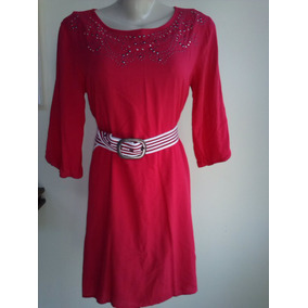 Vestido Túnica Bata Batinha Marfinno P - Moda Evangélica