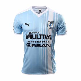 Jersey Gallos Blancos Querétaro Visitante 2015-2016 Puma 9bc4cd44494ca