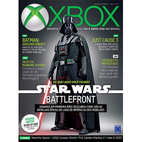 Star Wars Battlefront Revista Oficial Xbox N 110 Frete 12,00