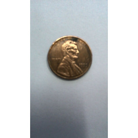 Moeda One Cent Usa 1995.