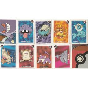 Figurinha Álbum Pokemon Editora Panini - Cn