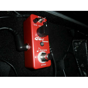 Hi-gain Distortion Donner Morpher