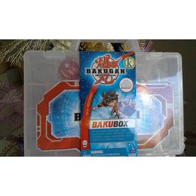 Bakugan Bakubox Estuche Con Esfera Kreisel Bakuarena
