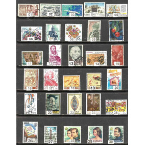 Dz- 1141 Espanha Escolha 70 Selos E Pague Só R$ 29,00