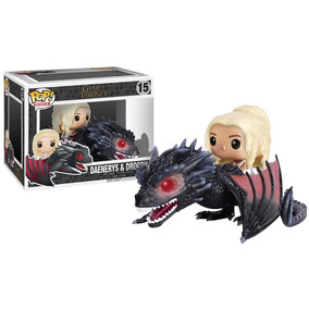 Daenerys & Drogon - Game Of Thrones Funko Pop Fu-7235