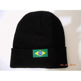 Touca Gorro Preta Juvenil - Acessórios da Moda no Mercado Livre Brasil c131175aa88