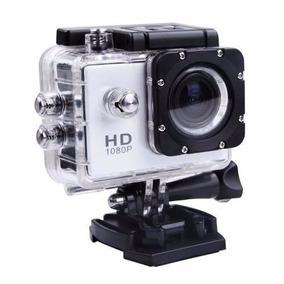 Câmera Filmadora Prova D Agua Sport Cam Esporte Hd Mergulho