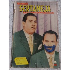 Revista Sertaneja Nº 8: Irmãs Galvão - Tião Carreiro - 1958