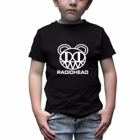 Radiohead Playera Infantil -envío Gratis