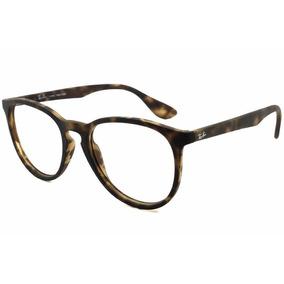 d876e82486533 Armação Óculos Ray-ban Rb 7046l 5365 Tartaruga Original · R  370