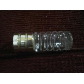 Antigo (frasco Vazio)perfume Carvem Paris_anos 60